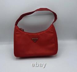 Prada Mini Nylon Re-edition 2000 Bag! Nwt