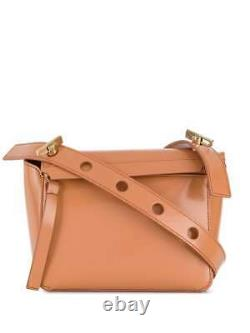 RRP£795 New Sophie Hulme Bolt Bag, Leather, Limited Edition, Blush, Rare Find