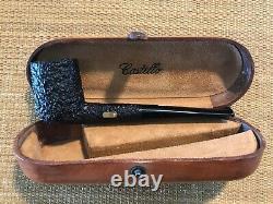 Rare! Castello 50° Anniversary Pipe, Limited Edition, No. 173. New, Unsmoked