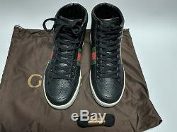 Rare Gucci Limited Edition High Tops Shoes Sz G7