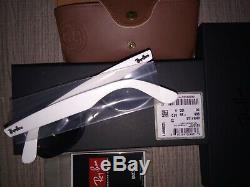 Rayban Wayfarer Sunglasses Street Neat Limited Edition Only 300 Reloaded New