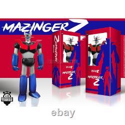 Robot Mazinga Mazinger Z Weathering Color Version JUMBO Vinyl Figure 55 cm hlpro