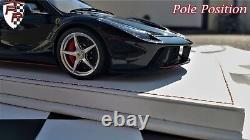 SALE! NU $449! Rare 118 BBR Ferrari LaFerrari Aperta Limited edition model