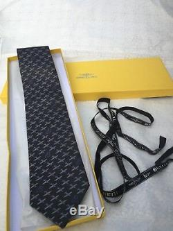 SPECIAL EDITIONBREITLING AUTHENTIC PROFESSIONALS FLYING B's BLACK TIE