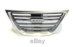 Saab 9-3 2008-2011 Griffin 2012 Version Upper Center Grill Genuine 12824618 NEW
