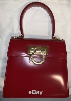 Salvatore Ferragamo Hand Bag Special Edition For Ferragamo's Creations Florence