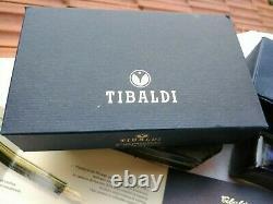 Tibaldi limited edition modello 60 celluloid fountain pen 18kt nib new