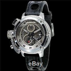 U-Boat Chimera 46 MM Net Tungsten Limited Edition Watch