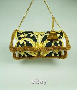 Versace Shoulder Bag Barocco Limited Edition