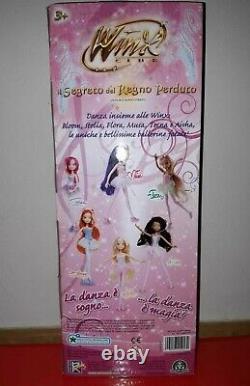 WINX CLUB Stella ballerina version RARE 2008