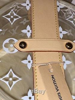100% Authentique Super Limit Édition Louis Vuitton Nib Box Bag Scott