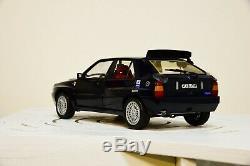 118 Kyosho Lancia Delta Hf Integrale Evoluzione II Club Italia Special Edition