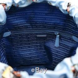 1650 $ Prada Sac Seau Robot Imprimer Grande Edition Limitée