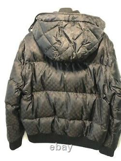 5800 $ Gucci New Men Limited Edition Veste Duvet XXL / 58 Eu