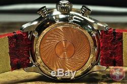 88 Flak Par Tcm Chronograph Terra Cielo Mare Limited Edition