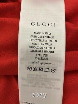 $950 Gucci Three Pigs Limited Edition Cotton T-shirt XXL Made In Italy