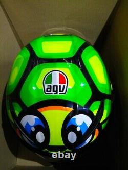 Agv Corsa Rossi Tartaruga Limited Edition Collector's Item Made In Italy
