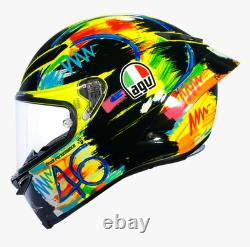 Agv Pista Gp R Rossi Wintertest 2019 Limited Edition Made In Italy