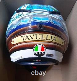Agv Pista Gp R Wintertest 2017 Tavullia Limited Edition Made In Italy