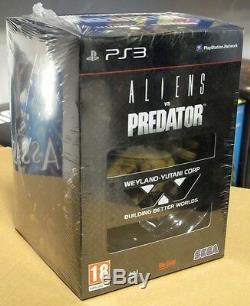 Alien Vs Predator Hunter Édition Gioco Nuovo Par Sony Ps3 Edizione Italiana