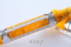 Ancora Mediterranean Sun Yellow Limited Edition Stylo Plume Numéro 45 À Partir De 88