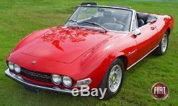 Aschenbecher Cendrier Originale Fiat 135 Dino Ferrari 365 Daytona Araignée Coupe