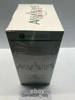 Assassin's Creed 2 II White Collector's Edition Xbox 360 New Pal Es Version