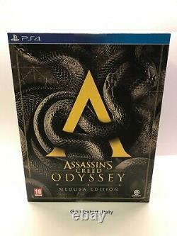 Assassin's Creed Odyssey Medusa Edition Sony Ps4 Nuova Sigillata New Pal