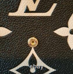 Authentique Crafty Félicie Noir Sac En Cuir Pochette Nouvelle Édition Limitée