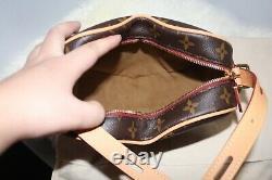 Authentique Édition Limitée Louis Vuitton Jeu Sur Coeur Heart Bag