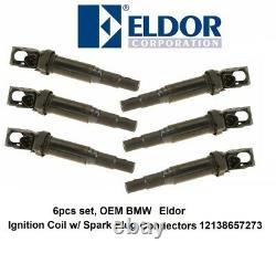 Bmw Direct Ignition Coils And Spark Plugs Connecteur Oem Eldor Nouvelle Version