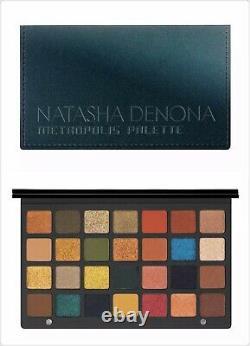 Bnib Natasha Denona Metropolis Edition Limitée Palette À Paupières Détail 129 $