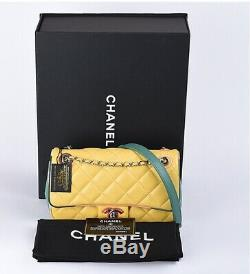 Chanel Cuba Arc-en-petite Édition Limitée Flap Sac À Main CC 17 2017 Paris
