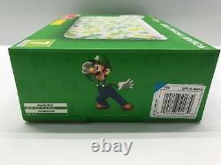 Console Nintendo 3ds XL Luigi Special 30° Anniversary Edition Pal New Wata Ready