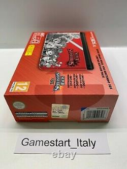 Console Nintendo 3ds XL Super Smash Bros Limited Edition Pal Brand New