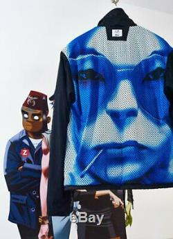 Cp Company X G Foot Limited Edition Gorillaz Tour Veste Taille XL Bnwt