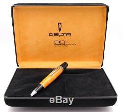 Delta Dolce Vita 20e Anniversaire Pen Limited Edition 1279/1982