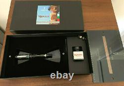 Delta Mapuche Limited Edition Fountain Pen, En Argent Sterling 18kt Nib M