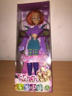 Disney W. I. T.c. H. Will : Witch 14 Doll Mib First Edition In Italy