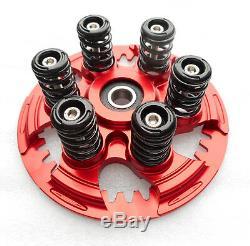 Ducati Supersport Monstre 916 999 1098 S2r Set Kupplungsdeckel Druckplatte