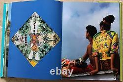 Édition Limitée! 1993 Archives! À Guichets Fermés! Miami Fl Versace Chemise En Soie IL 54 2xl