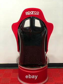 Édition Limitée Sparco Competition Evo II Qrt Racing Seat Red