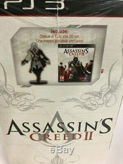 Édition New Rare Ps3 Ita Version Blanche Assassin 's Creed 2 Collector