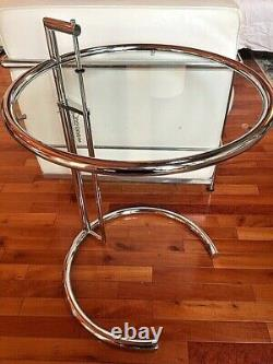 Eileen Gray Table D'côté Version Originale Made In Italy