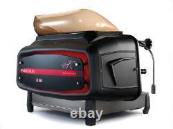 Faema Limited Edition E61 Legend 2 Groupe Matte Black
