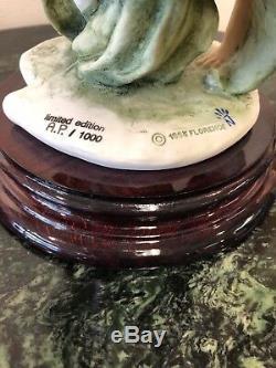 G. Armani Extrêmement Rare Limited Edition A. P. Lilia Nu Figurine