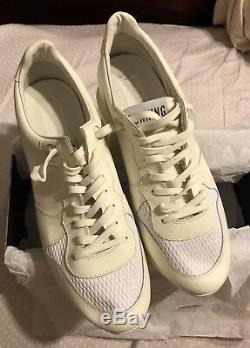 Golden Goose Deluxe Brand Ggdb Limited Edition Blanc Sneakers Taille 12 Taille 45