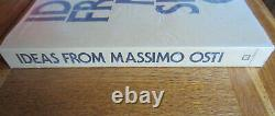 Idées From Massimo Osti Book 2nd Edition 2016 New Sealed Stone Island / Cp