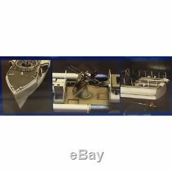 Italeri 135 5603 Schnellboot Typ S-100 Édition Premier Modèle Kit Navire