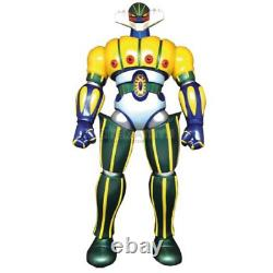 Kotetsu Steel Jeeg Robot D'acciaio 40cm Anime Metal Color Version Marmit Hl Pro